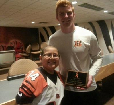 Meet Andy Dalton Quarterback of the Cincinnati Bengals